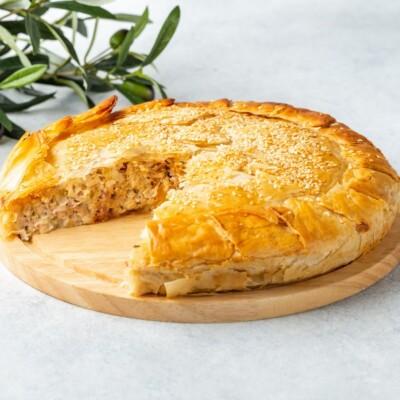 Котопита | Пирог с курицей