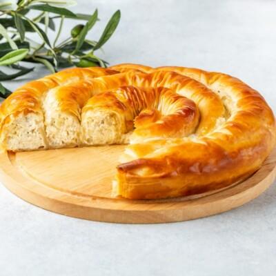 Тиропита | Пирог с сыром