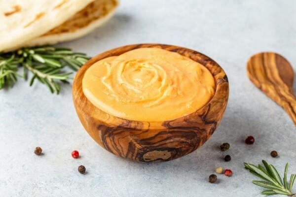 Тирокафтери | Традиционный греческий дип из сыра фета
