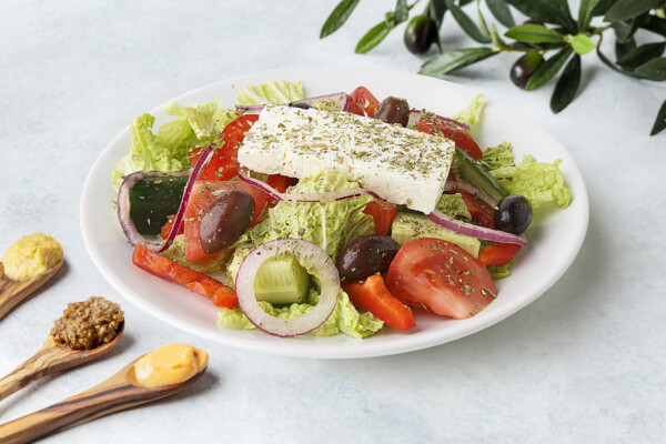 Хориатики | Греческий салат
